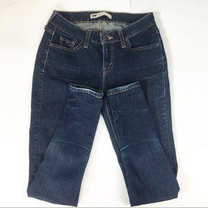 Levi's Dark Wash ''Legging'' Skinny Jeans Size 26